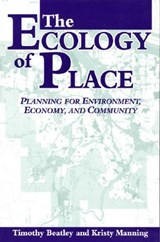 The Ecology of Place | Timothy Beatley |