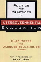 Politics and Practices of Intergovernmental Evaluation | Olaf Rieper; Jacques Toulemonde |