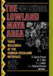 The Lowland Maya Area