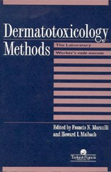 Dermatotoxicology Methods | auteur onbekend |