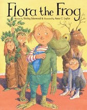 Flora the Frog | Shirley Isherwood |