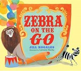 Zebra on the Go | Jill Nogales |