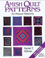 Amish Quilt Patterns | Rachel T. Pellman |