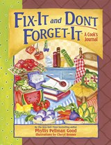 Fix-It and Don't Forget-It Journal | Phyllis Good |