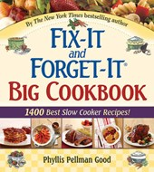 Fix-It And Forget-It Big Cookbook | Phyllis Pellman Good |
