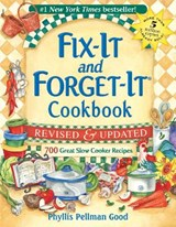 Fix-It and Forget-It Cookbook | Phyllis Good |