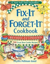 Fix-It and Forget-It Cookbook | Phyllis Pellman Good |