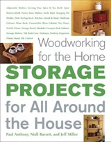 Woodworking for the Home | Paul Anthony |