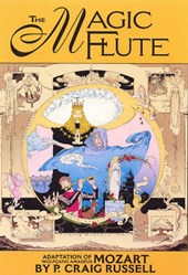 The P. Craig Russell Library of Opera Adaptations: Vol. 1 - the Magic Flute