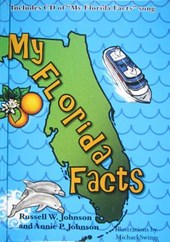 My Florida Facts [With Audio CD] | Annie P. Johnson |