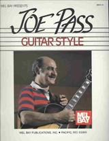 Joe Pass Guitar Style | Joe Pass |