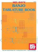 Banjo Tablature Book | auteur onbekend |