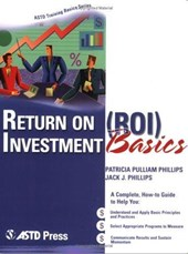 Return on Investment Roi Basics. | Patricia Pulliam Phillips & Jack J. Phillips |