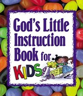 God's Little Instruction Book for Kids | Julie Sawyer |