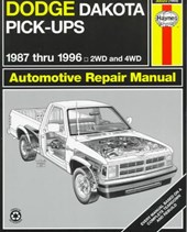 Dodge Dakota Pick-Ups 1987 Thru