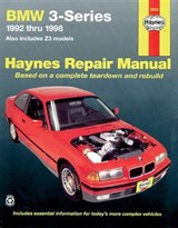 Bmw Automotive Repair Manual 1992-1998 | Rooney, Robert ; Haynes, John Harold |
