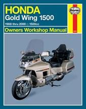 Honda Gl1500 Gold Wing Owners Workshop Manual