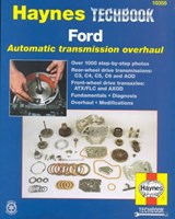 Ford Automatic Transmission Overhaul | John Haynes |