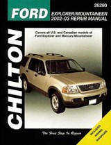 Ford Explorer/Mountaineer 2002-10 Repair Manual | Robert Maddox |
