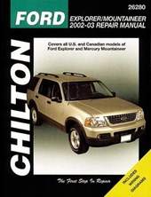 Ford Explorer/Mountaineer 2002-10 Repair Manual