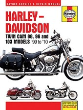 Harley-Davidson Twin Cam 88, 96 and
