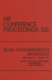 Beam Instrumentation Workshop