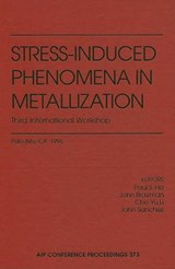 Stress-Induced Phenomena in Metallization | auteur onbekend |