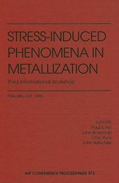 Stress-Induced Phenomena in Metallization