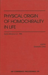 Physical Origin of Homochirality in Life