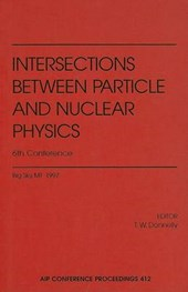 Interactions Between Particle and Nuclear Physics |  |