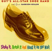 Shake It, Break It and Hang It on the Wall | Guy's All Star Shoe Band |