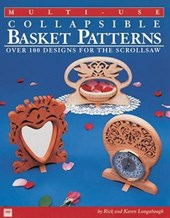 Multi-Use Collapsible Basket Patterns