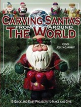 Carving Santas from Around the World | Cyndi Joslyn |