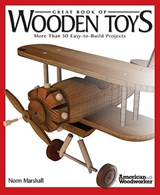 Great Book of Wooden Toys | Norm Marshall |