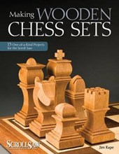 Making Wooden Chess Sets | Jim Kape |