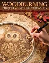Woodburning Project & Pattern Treasury | Debbie Pompano |