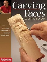 Carving Faces Workbook | Harold Enlow |