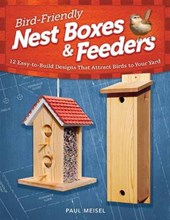 Bird-Friendly Nest Boxes & Feeders