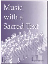 Music With a Sacred Text | Menc The National Association for Music Education |