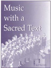 Music With a Sacred Text