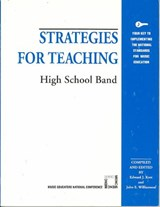 Strategies for Teaching High School Band | auteur onbekend |