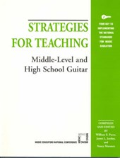 Strategies for Teaching Middle-Level and High School Guitar