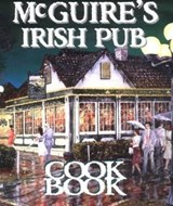 McGuire's Irish Pub Cookbook | Jessie Tirsch |