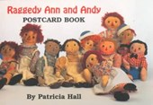 Raggedy Ann and Andy Postcard Book | Patricia Hall |
