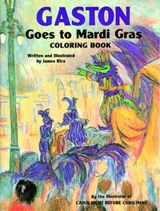 Gaston (R) Goes to Mardi Gras Coloring Book | James Rice |