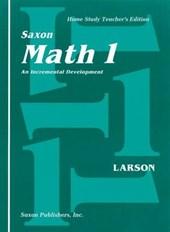 Saxon Math