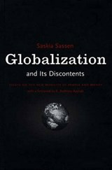 Globalization and Its Discontents | Saskia Sassen |