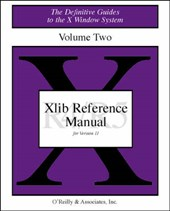 Xlib Reference Manual R5 | Adrian Nye |