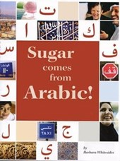 Sugar Comes from Arabic!