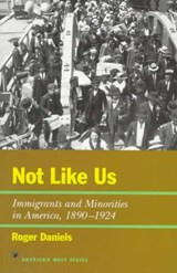 Not Like Us | Roger Daniels |